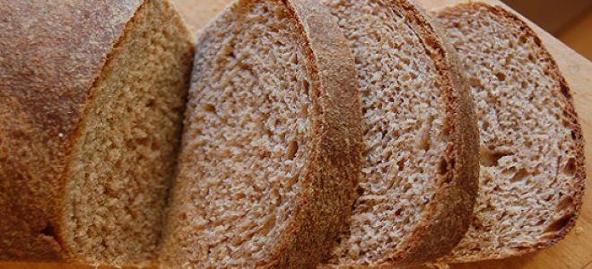 Свойства хлеба из муки грубого помола