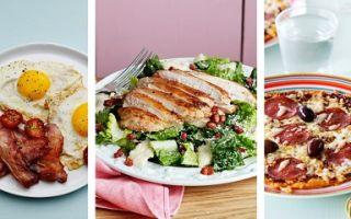 Что представляет собой белковая диета