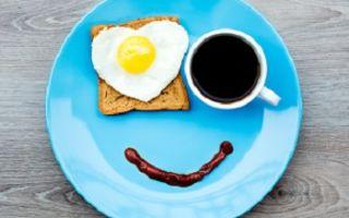 Зачем и почему нужно завтракать