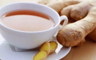 Правильное приготовление имбирного чая от простуды