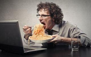 На пищевое поведение человека влияют социальные факторы