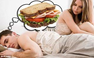 Сексуальные продукты питания