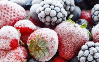 Замороженные фрукты и овощи: полезны или вредны?