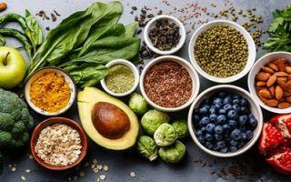 Питание и онкологическое заболевание рак