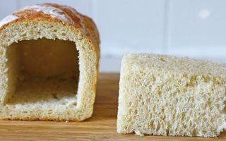 Если есть только хлеб достаточно ли питательных веществ для человека