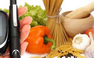 Какие продукты и что можно есть при диабете