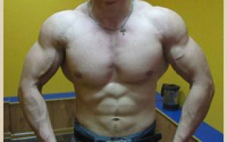 Необходимые аминокислоты для роста мышц