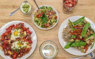 Здоровое питание имеет основные принципы
