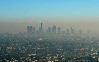 Грязный воздух влияет на здоровье