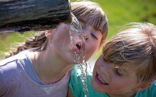 Какую воду получше пить для здоровья организма