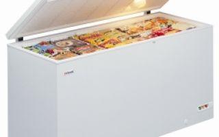 Как выбрать морозильный шкаф?