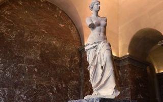 Особенности культа тела в античности и современности
