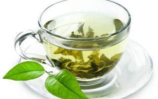 Лечение зеленым чаем