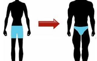 Как поправившись попрощаться с худым телом и набрать вес