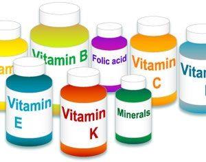 Сколько витаминов нужно