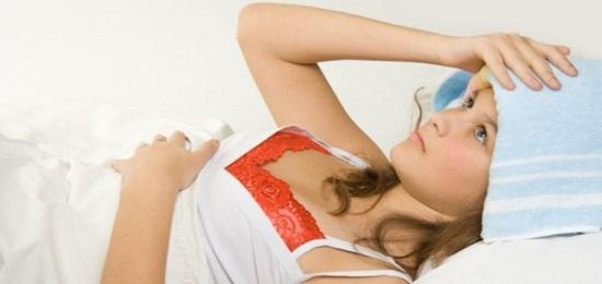 компресс от мигрени