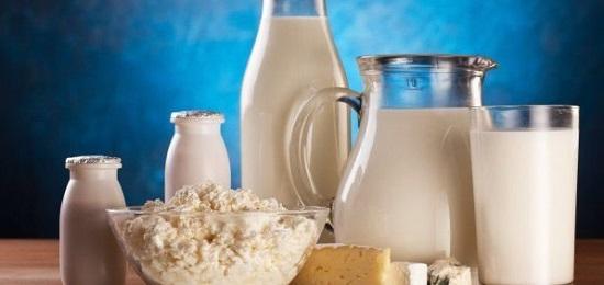 диета на молочных продуктах