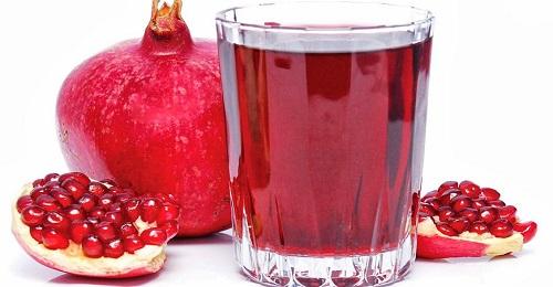 свойства гранатового сока