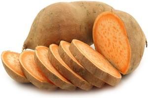 батат сладкий картофель для печени