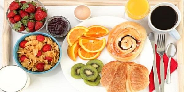 завтрак при правильном питании для похудения меню
