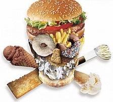 вред быстрой еды