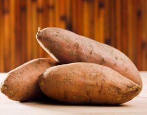 сладкий картофель