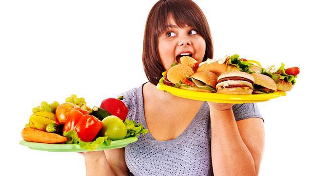 образ питания для похудения
