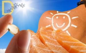 витамин д солнце