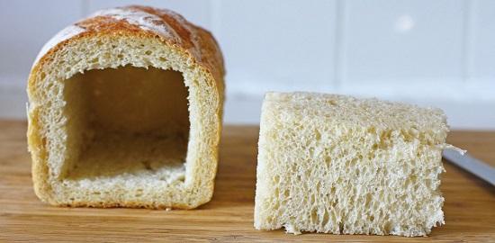 есть только хлеб