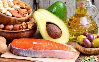 Полезные жиры для мозга снижают риск болезней