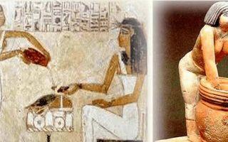 Древние, средневековья и современные ученые о питании