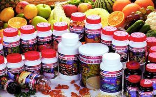 Про функциональное питание и продукты способные это обеспечить