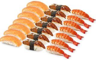 Польза японской кухни: как влияют суши на организм человека