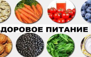 Правильное здоровое питание как противо и антикандидозная диета