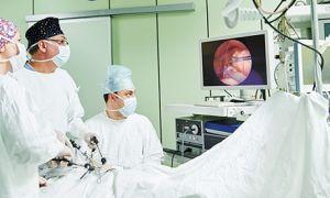 Лапаротомия чем отличается от лапароскопии