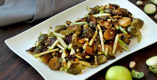 приготовить брюссельскую капусту вкусно и полезно