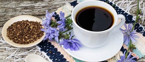 кофейный напиток цикорий