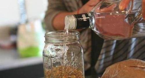чистотел на водке