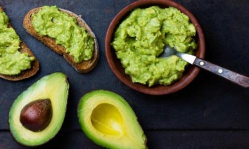 авокадо пища для мозга