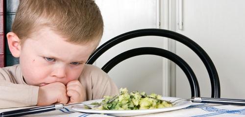 пищевая неофобия у детей