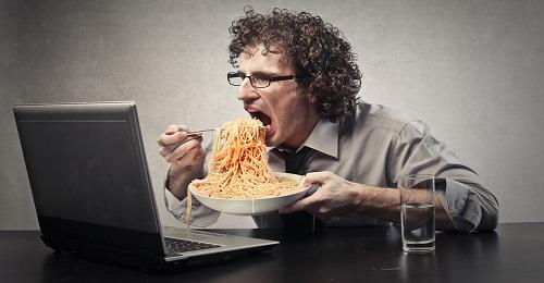 пищевое поведение человека