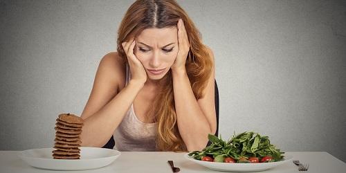 еда от стресса