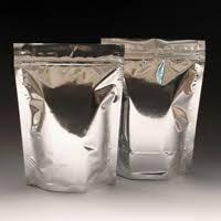 металлизированный пакет для чая
