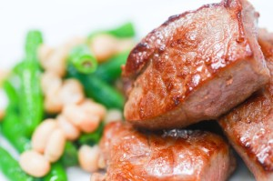 мясо для энергии на завтрак