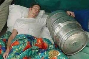 Безопасное количество алкоголя