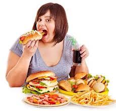 пищевое переедание