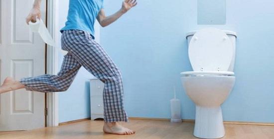 как остановить диарею