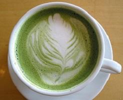 Калорийность зеленый чай с молоком