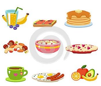 здоровое питание утром