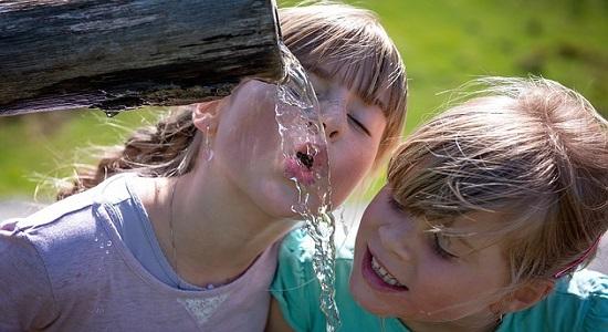 Какую воду лучше пить холодную или теплую